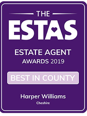 Estas Award Best in Country Harper Williams Cheshire 2019
